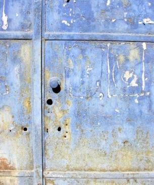 Door in Jerusalem - March 2007