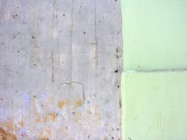 Wall in Guatemala - February 2010